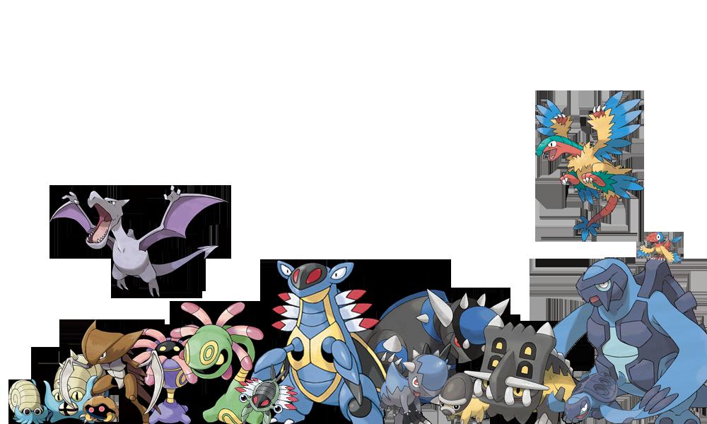 Pokemon Fossil