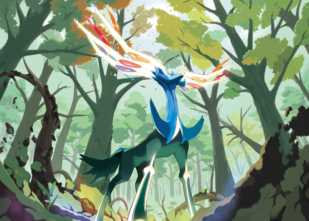 Xerneas_artwork