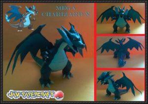 Mega Charizard X 1
