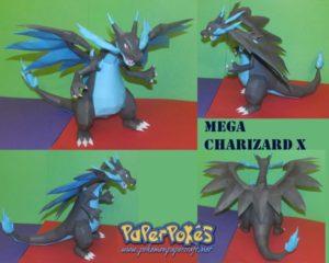 Mega Charizard X 2