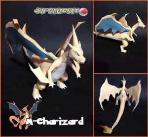 Mega Charizard Y 1