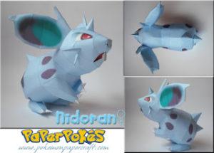 Nidoran♀ 1