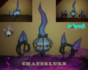 chandelure